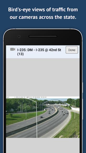 Iowa 511 Trucker screenshot 10