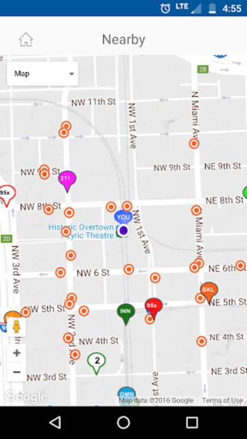Miami-Dade Transit Tracker screenshot 2