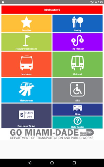Miami-Dade Transit Tracker screenshot 4