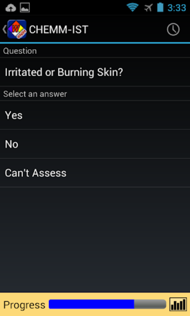 WISER for Android screenshot 4