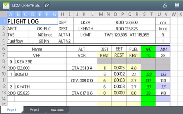 FLY is FUN Aviation Navigation screenshot 15