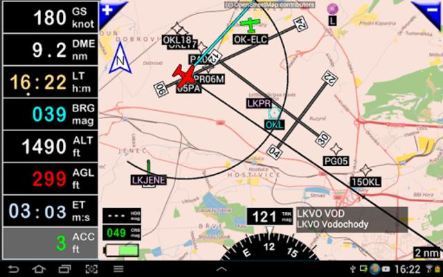 FLY is FUN Aviation Navigation screenshot 9
