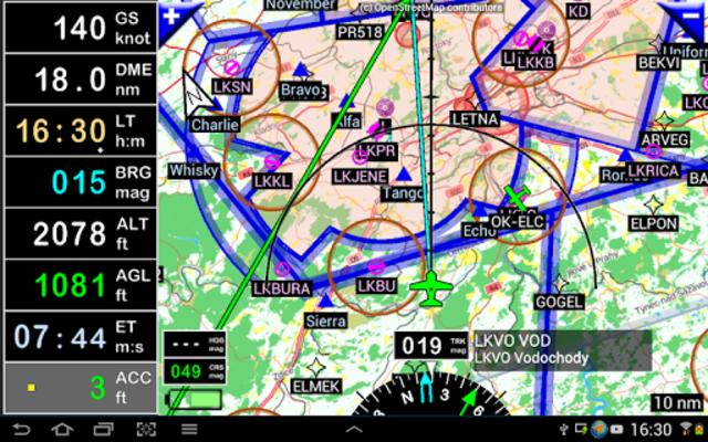 FLY is FUN Aviation Navigation screenshot 10