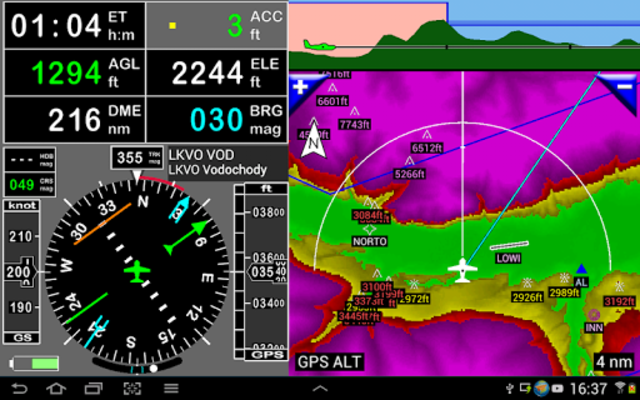 FLY is FUN Aviation Navigation screenshot 11
