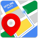 Icon for Offline Maps, GPS & Navigation