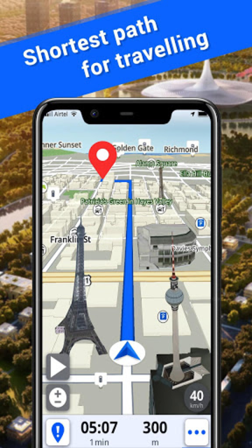 Offline Maps, GPS, Driving Directions screenshot 1