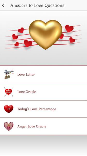 Love Oracles screenshot 1