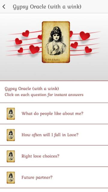 Love Oracles screenshot 2