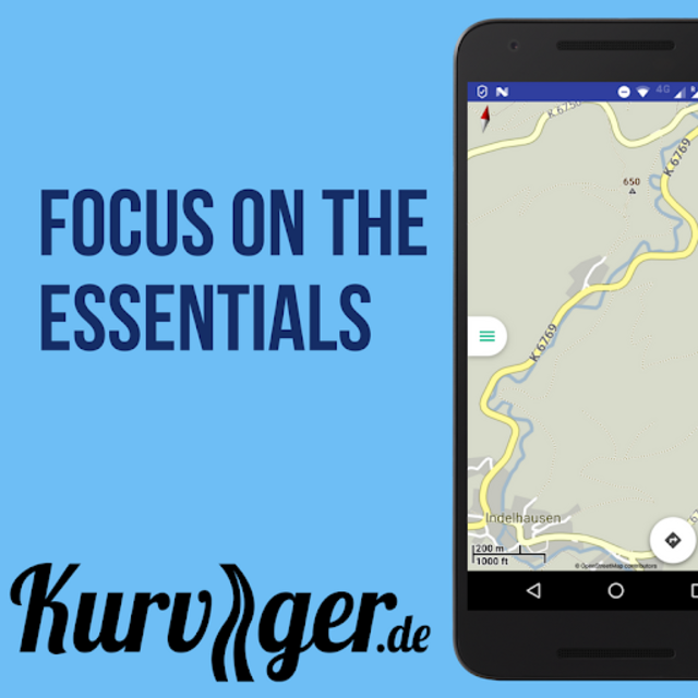 Kurviger Pro - Motorcycle and Scenic Roads Navi screenshot 10