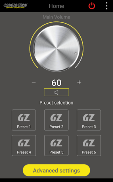 GZDSP 4-8X Control screenshot 2