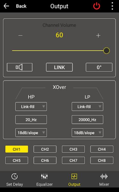 GZDSP 4-8X Control screenshot 4