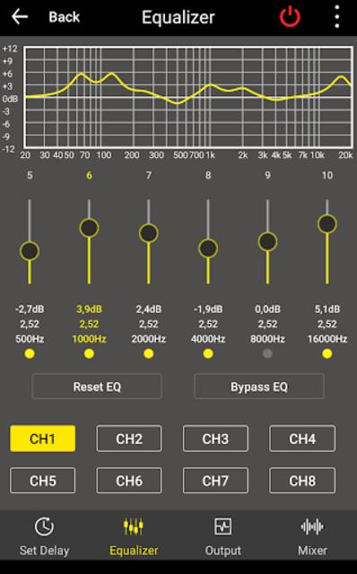 GZDSP 4-8X Control screenshot 6