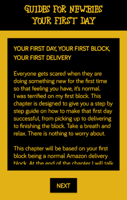 Deliver for Amazon Flex - Guides For Newbies screenshot 6
