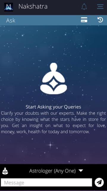 Nakshatra Guru - Astrology Advice & Horoscope screenshot 3