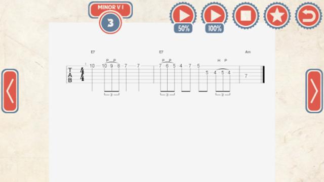 65 Gypsy Jazz Guitar Licks screenshot 2