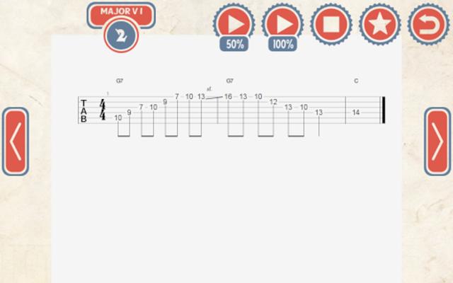 65 Gypsy Jazz Guitar Licks screenshot 3