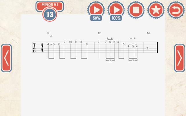 65 Gypsy Jazz Guitar Licks screenshot 6