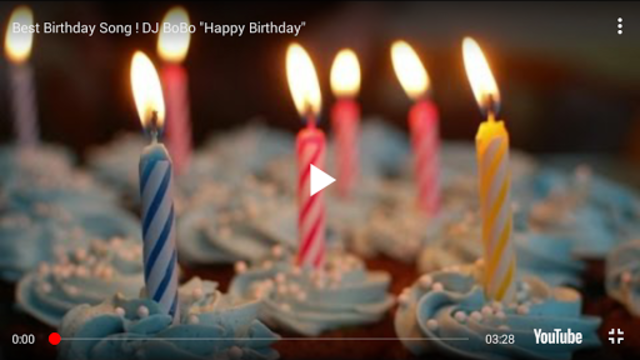 Happy Birthday Songs 2019 screenshot 4
