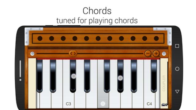 Harmonium screenshot 4