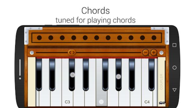 Harmonium screenshot 9