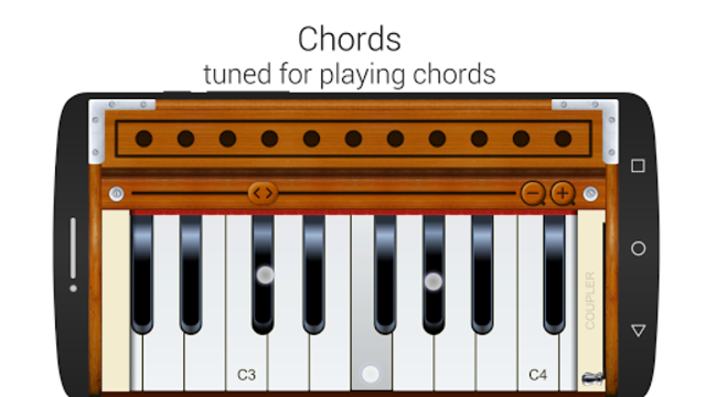 Harmonium screenshot 14