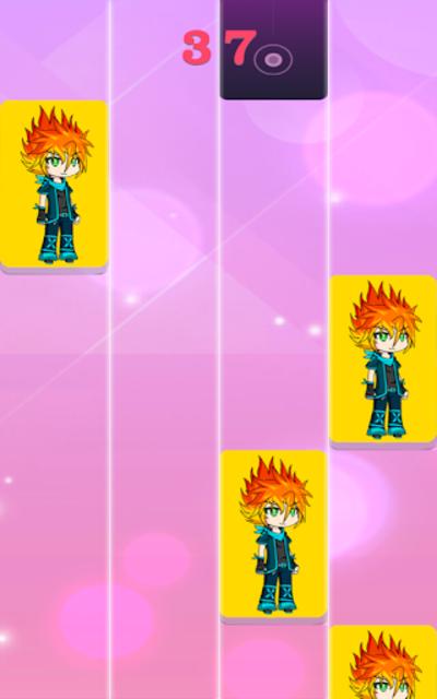 Gacha piano tiles screenshot 7