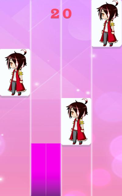 Gacha piano tiles screenshot 14