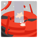 Icon for Helix Hoop Ball : Color Smash Game