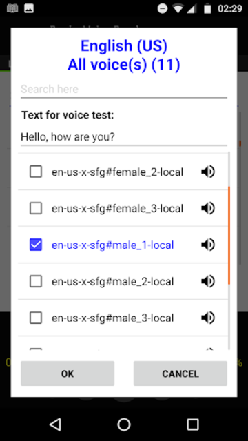 Books Voice Reader screenshot 4