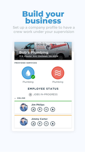 Homee Pro - Home Services On Demand screenshot 4