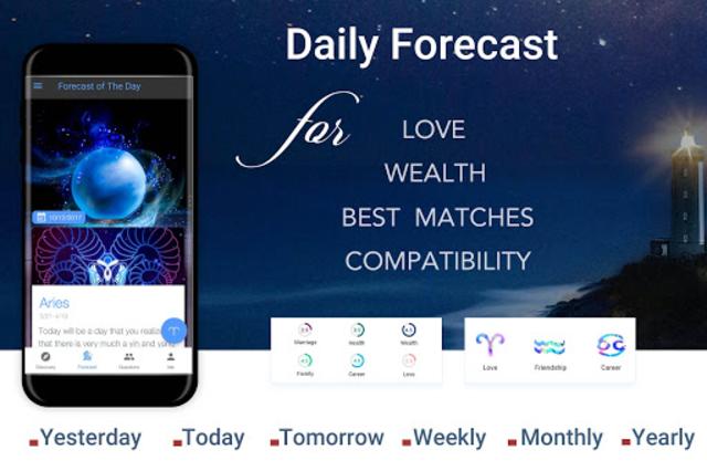 2019 Horoscope: Free Daily Horoscope, Zodiac Signs screenshot 1