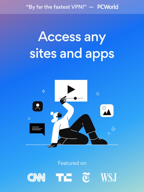 Hotspot Shield Free VPN Proxy & Secure VPN screenshot 6