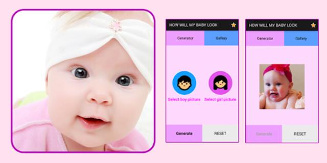 How Will My Baby Look screenshot 1
