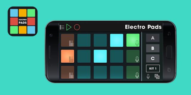 Electro Drum Pads screenshot 1