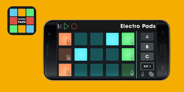 Electro Drum Pads screenshot 2