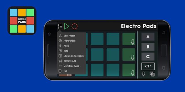 Electro Drum Pads screenshot 3