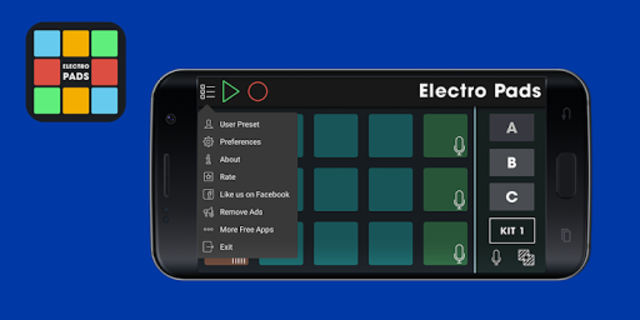 Electro Drum Pads screenshot 9