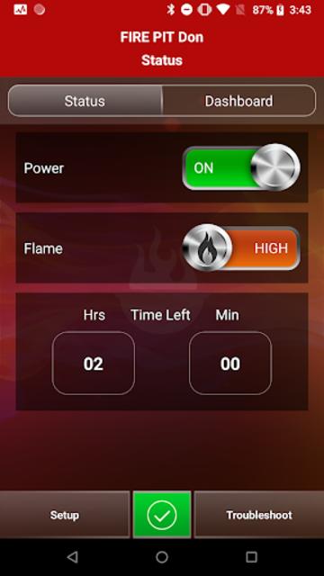 HPC Fire App v2 screenshot 3