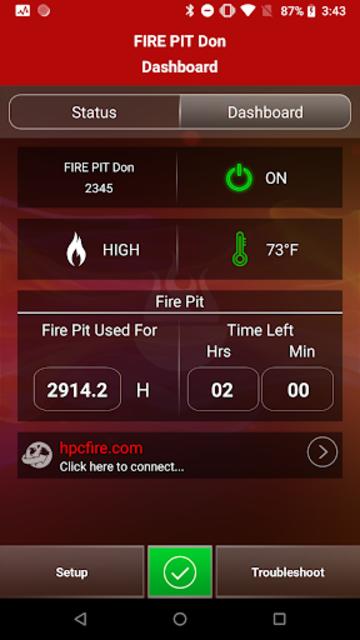 HPC Fire App v2 screenshot 4