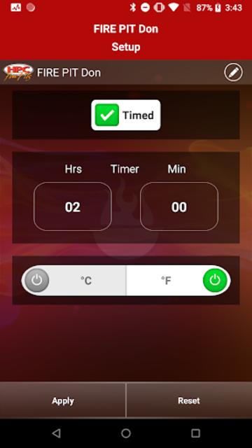 HPC Fire App v2 screenshot 5