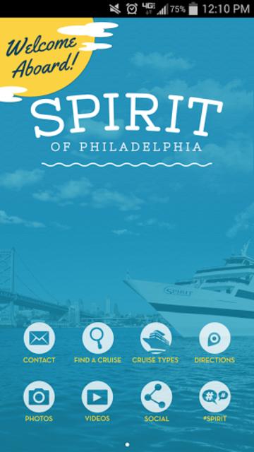 Spirit of Philadelphia screenshot 1