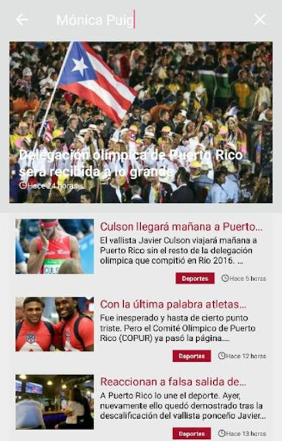 El Vocero de Puerto Rico screenshot 3