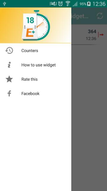 Event Countdown Widget Premium screenshot 5