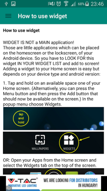 Event Countdown Widget Premium screenshot 6