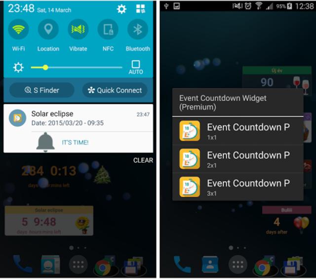 Event Countdown Widget Premium screenshot 7