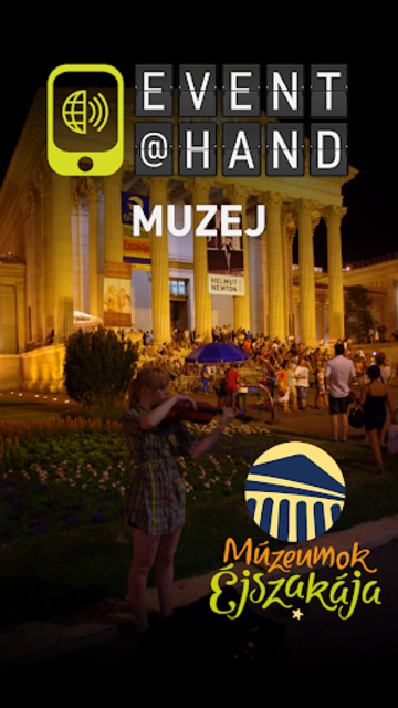 MUZEJ EVENT@HAND screenshot 1