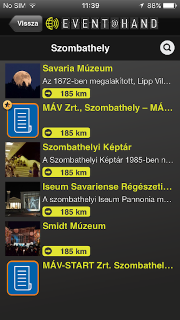 MUZEJ EVENT@HAND screenshot 5