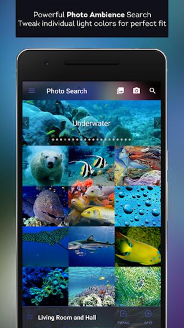 hueDynamic for Philips Hue Pro screenshot 5