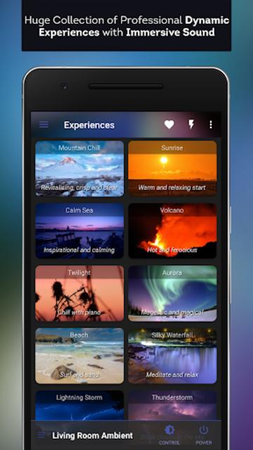 hueDynamic for Philips Hue Pro screenshot 2