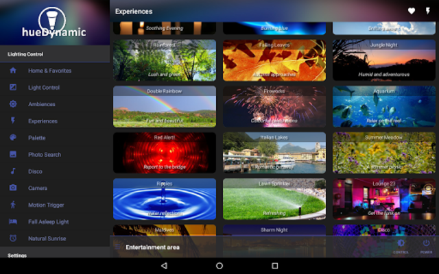 hueDynamic for Philips Hue screenshot 10